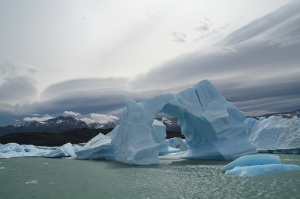 Capture icebergs? Or lower emissions?